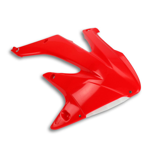 Cycra Powerflow Radiator Shrouds Honda 05-08 CRF450R Red