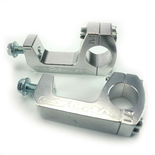 Cycra Alloy U-Clamp Set T1 / Pro Taper up to 2007 Handlebars