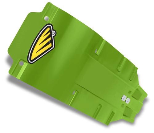Cycra Speed Armor Skid Plate Kawasaki 09-16 KX250F Green