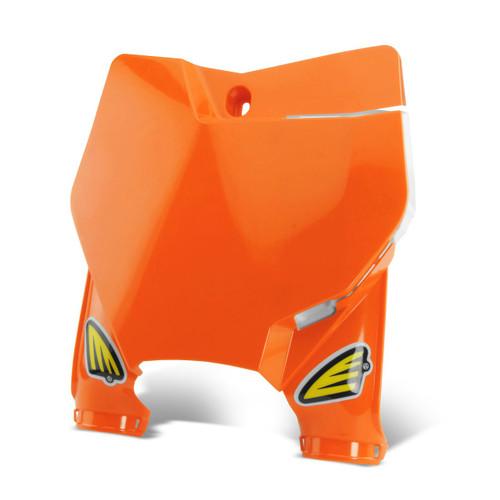 Cycra Stadium Number Plate KTM 2016 SX/SX-F/XC/XCW/XC-F FLO Orange