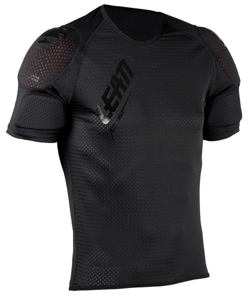 2018 Leatt 3DF Airfit Lite Shoulder Tee Black