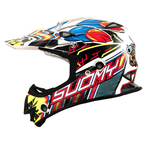 Suomy Mr Jump  MX Helmet West