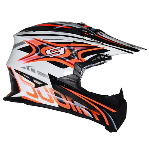 Suomy Rumble MX Helmet Vision Orange
