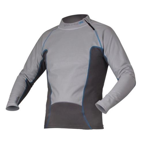 Forcefield Tornado Advance Shirt Grey/Blue