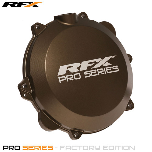 RFX Pro Clutch Cover (Hard Anodised) KTM SX/EXC 250/300 13-16