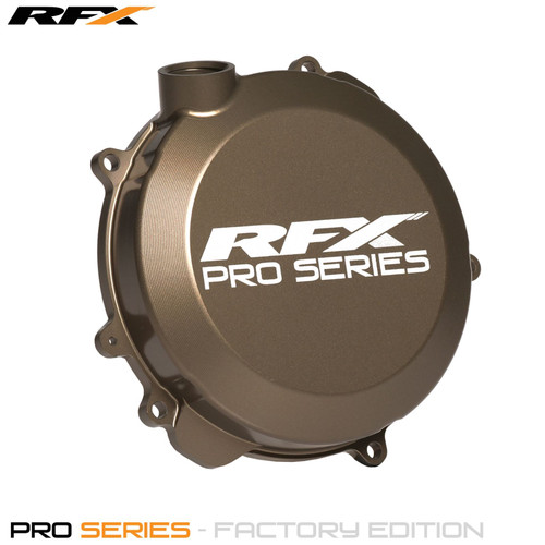 RFX Pro Clutch Cover (Hard Anodised) KTM SX125 16>On Husqvarna TC125 16>On