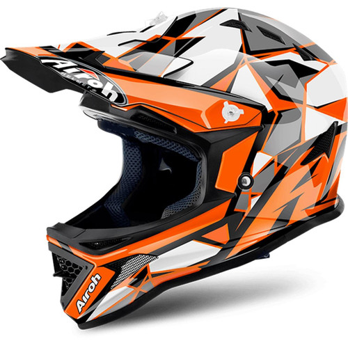 Airoh Archer Junior Chief Helmet Orange