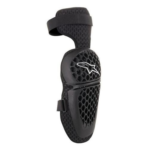 2019 Alpinestars Youth Bionic Plus Knee Protector Black