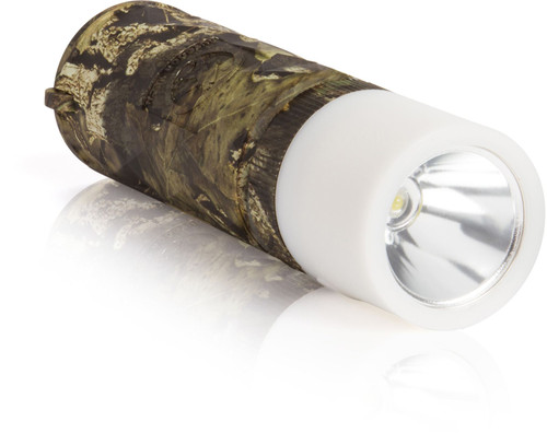Outdoor Tech Buckshot Pro - Mini Wireless Speaker/Flashlight - Mossy Oak