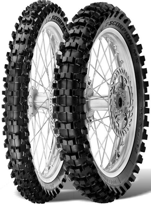 Pirelli Scorpion MX32 Mid Soft Mini Cross