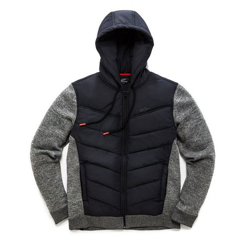 Alpinestars Men's Boost Quilted Jacket Black
