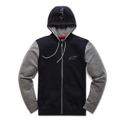 Alpinestars Men's Casual Fleece Mach 1 Black