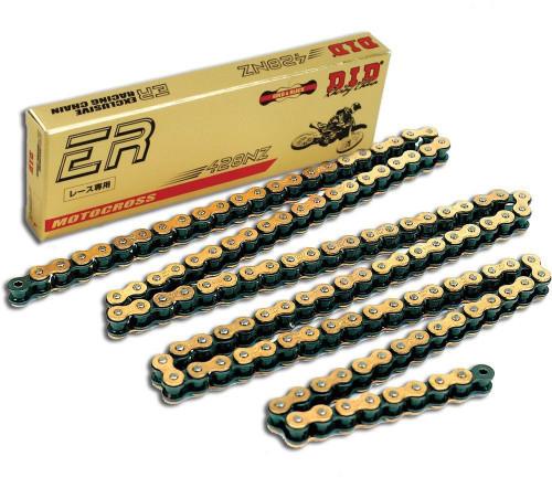 DID 428NZ Gold Chain G&B (132 Link)