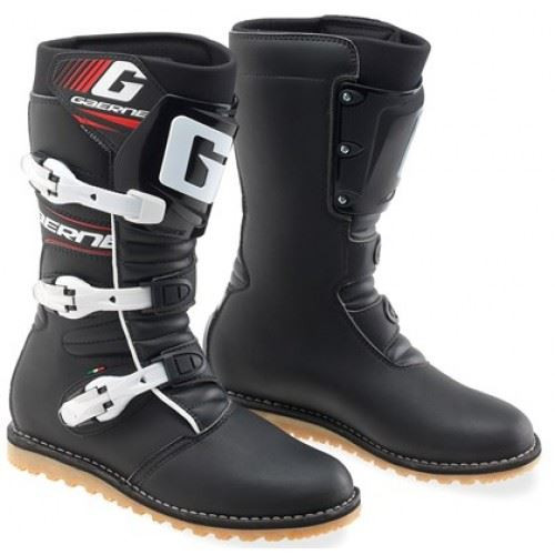 GAERNE CLASSIC BLACK TRIALS BOOTS