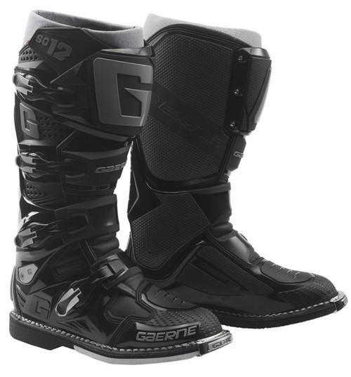 Gaerne SG12 2019 Black MX Boots