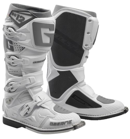 Gaerne SG12 2019 MX Boots White
