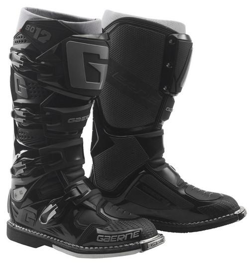 Gaerne SG12 Enduro Boots Black