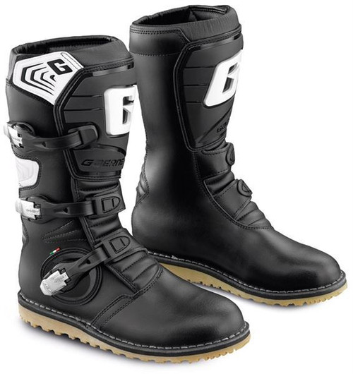 Gaerne Pro Tech Trials Boots Black