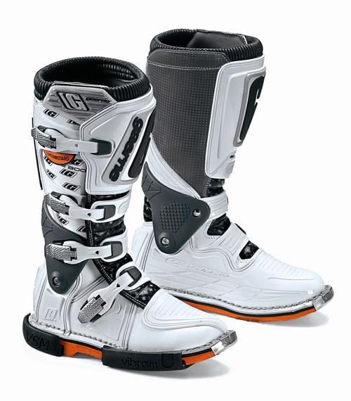 Gaerne SM Supermoto Boots White