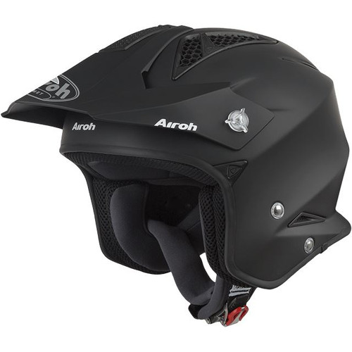 Airoh TRR S Trials Helmet Black Matt