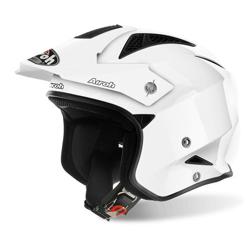 Airoh TRR S Trials Helmet White