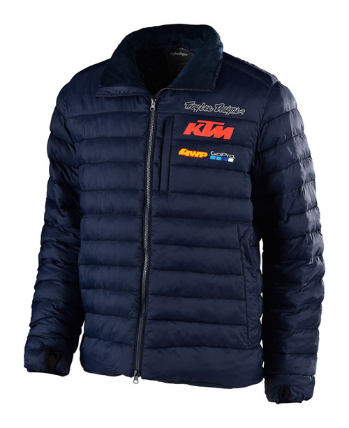 2019 Troy Lee Designs TLD KTM Dawn Jacket Navy