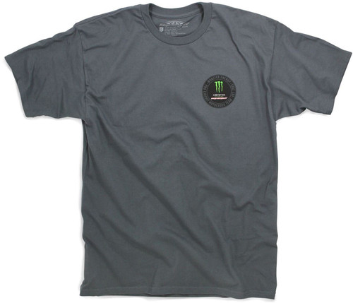 Pro Circuit Men's Adult Casual Short Sleeved Patch T-Shirt