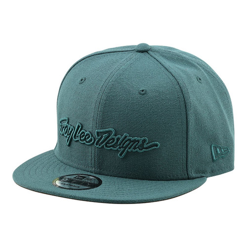 TROY LEE DESIGNS HAT CLASSIC SIGNATURE GREEN
