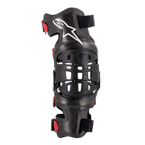 2019 Alpinestars Bionic 10 Carbon Knee Brace Black/Red
