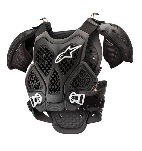 2019 Alpinestars Bionic Chest Protector Black/Grey