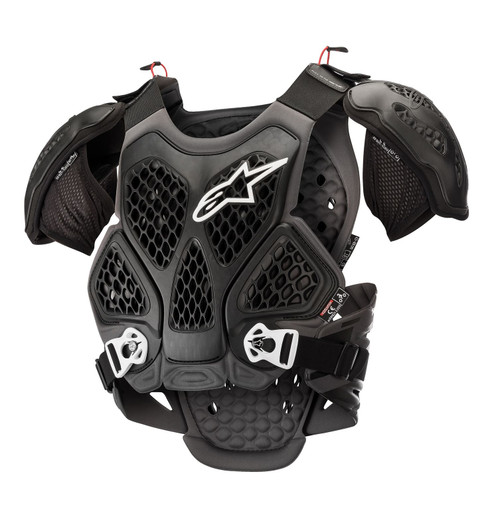 2019 Alpinestars Bionic Chest Protector Black/Grey
