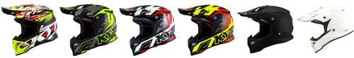 KYT Skyhawk MX Helmet