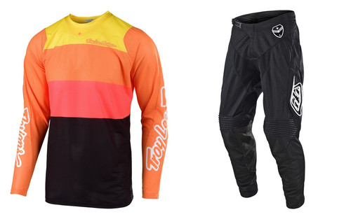 2019 Troy Lee Designs TLD MX Gear SE Air Beta Orange