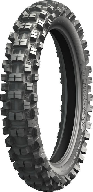 Michelin Moto Starcross 5 Medium M199 120/80 - 19 M/C 63M TT