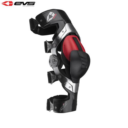 EVS Avix Pro Knee Brae Adult Aluminium/Carbon
