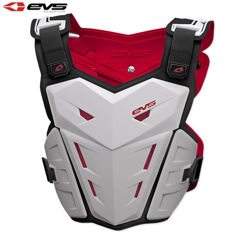 EVS F1 Roost Guard Adult (White) Size L/XL
