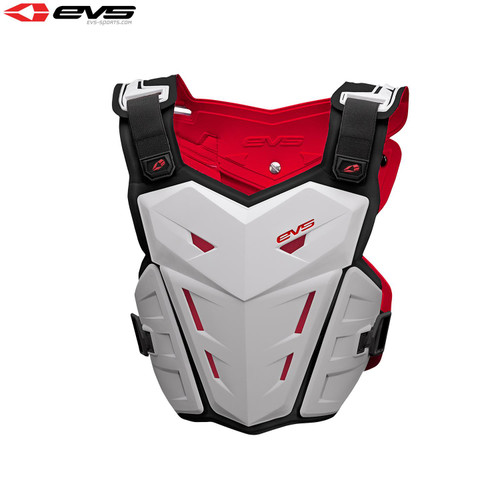 EVS F1 Roost Guard Youth (White) Size S/M