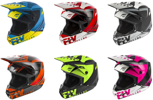 Fly Racing Elite Vigilant Adult MX Helmet