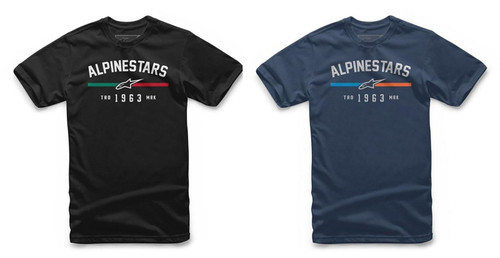 Alpinestars Men's Adult Casual Short Sleeved Betterness T-Shirt
