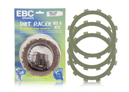 EBC CLUTCH KIT EBC KAWASAKI KX250 92-08