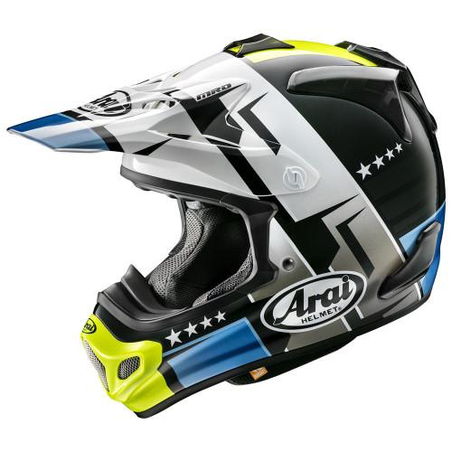 Arai MX-V MX Helmet Combat
