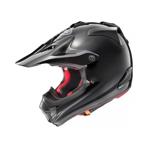 Arai MX-V MX Helmet Plain Black