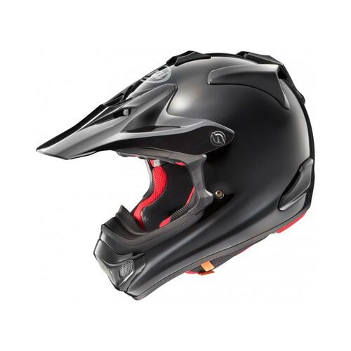 Arai MX-V MX Helmet Plain Black