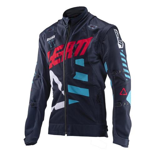 2019 Leatt GPX 4.5 X-Flow Jacket Ink/Blue