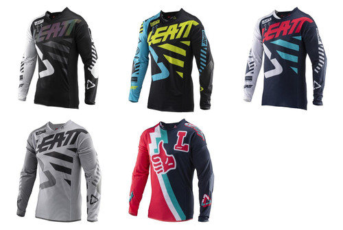 2019 Leatt GPX 5.5 Adult MX Jersey