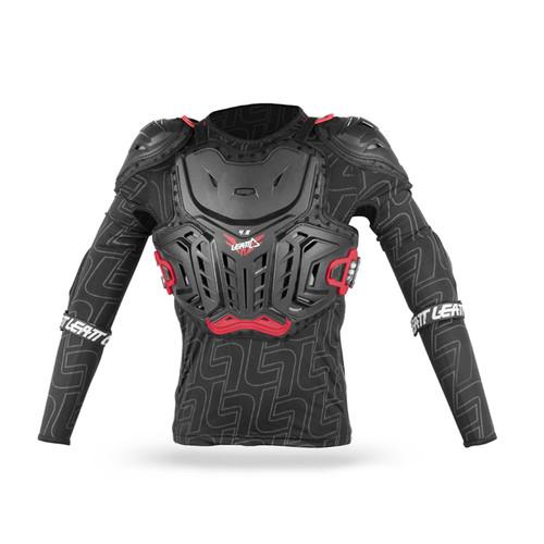 2019 Leatt 4.5 Body Protector Junior Black