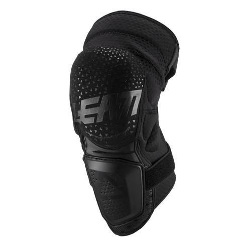 Leatt 3DF Adult Hybrid Knee Guard Black