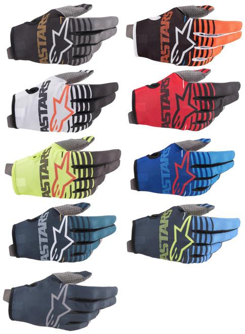 2020 Alpinestars Radar Men's Adult MX Glove