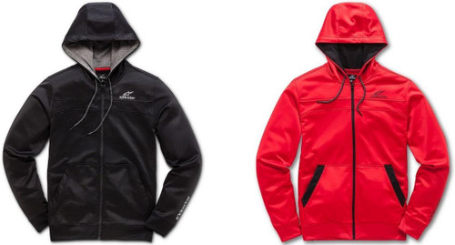 Alpinestars Men's Adult Casual Fleece Hoody Freeride