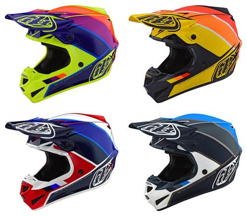 2020 Troy Lee Designs TLD SE4 Polyacrylite Men's Adult MX Helmet